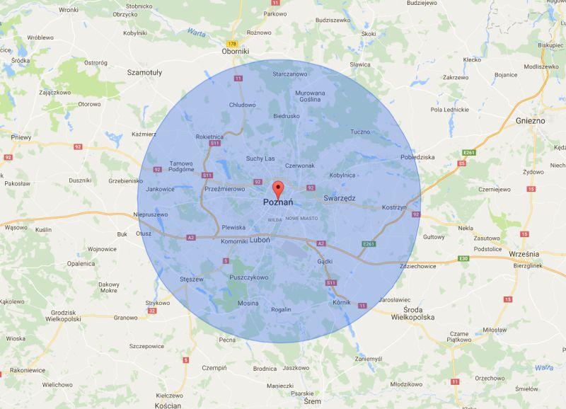 usługi elektryczne na terenie Poznania i okolic